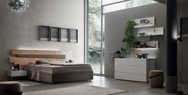 Letti In Legno Moderni : Letti in legno moderni letto moderno smile bolzan letti letto