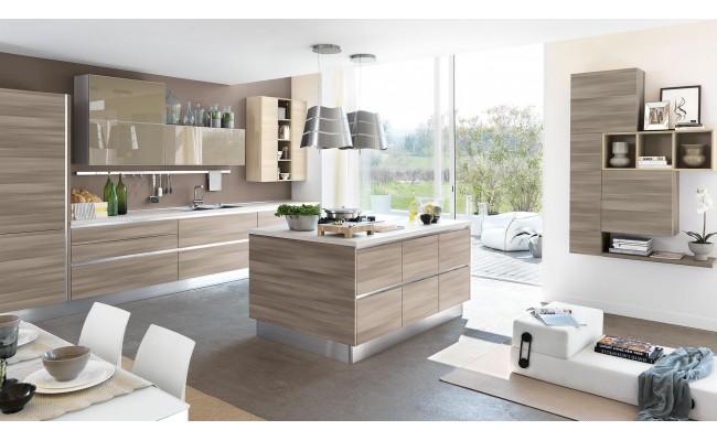 Cucine Lube Essenza moderna Cremona - Arredamenti Dondi ...
